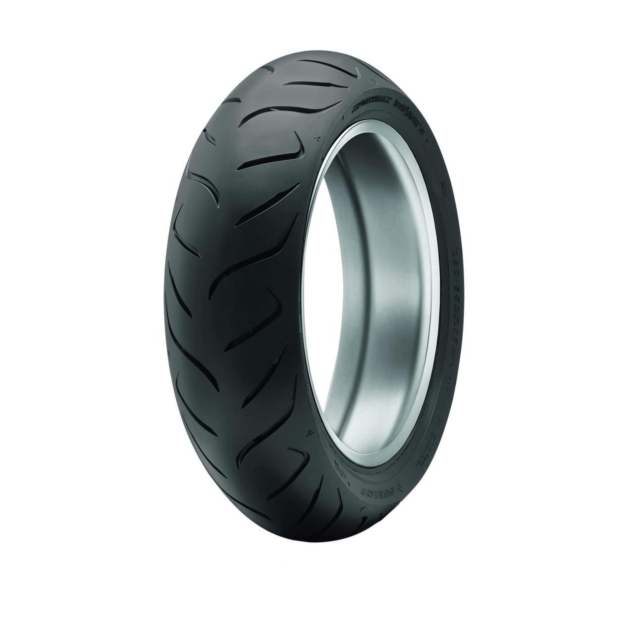 190//50-17 Dunlop Tires Roadsmart 3 Rear Tire