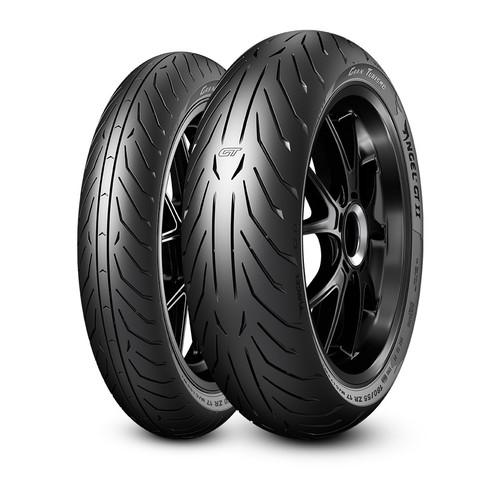 "Pirelli Angel GT II Gran Turismo Sport Touring 190/55ZR-17 75W Rear Motorcycle ""A Spec"""