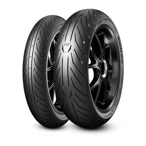 "Pirelli Angel GT II Gran Turismo Sport Touring 190/55ZR-17 75W Rear Motorcycle ""A Spec"""