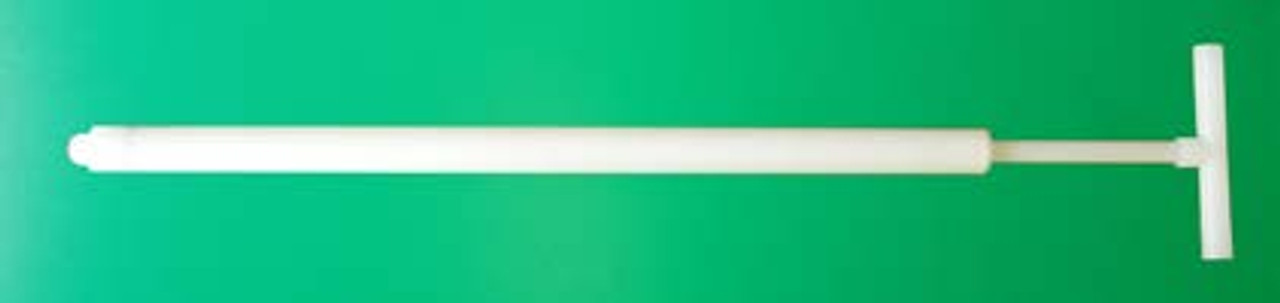 Part No. 675 8055H500S Description Disposable ViscoThief – 500mm Material of Construction: Tip HDPE (virgin, FDA approved – CFR 177.1520) Outer Tube HDPE (virgin, FDA approved – CFR 177.1520) Inner Rod HDPE (virgin, FDA approved – CFR 177.1520) Clutch HDPE (virgin, FDA approved – CFR 177.1520) Piston Housing HDPE (virgin, FDA approved – CFR 177.1520) Piston Seal Silicone Rubber (virgin, FDA approved – CFR 177.2600) Handle HDPE (virgin, FDA approved – CFR 177.1520) Method of Construction: Ultrasonic welding Nominal Length Fully closed: 523mm Fully extended: 881mm Diameter of Outer Tube: 21mm Diameter of hole in tip: 10mm Nominal Weight of Sampler: 83g Assembly & Packing Environment: Class 100,000 Medical Cleanroom Individually Bagged? Yes (heat sealed PE bag) Method of Sterilization: Gamma Irradiation (25-45kGy) Number of Samplers per Box: 20 BSE/TSE Free: Yes Recommended Storage Conditions: Dry and ambient temperature