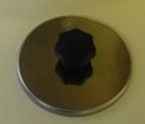 3 INCH DIAMETER BRASS SIEVE LID ENDECOTTS
