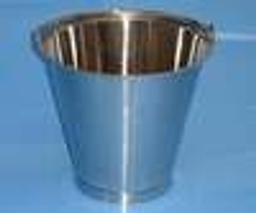 STAINLESS STEEL BUCKET 6 LITER