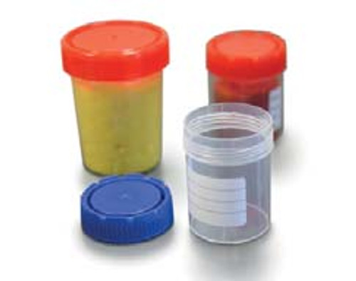 SAMPLE CONTAINER POLYPROPYLENE NOMINAL VOLUME 50 ml