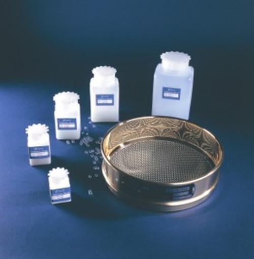 100 um 106 um 112 um (ASTM 140) NIST Traceable Sieve Standard 5 bottle set, 1.0 gm per bottle.