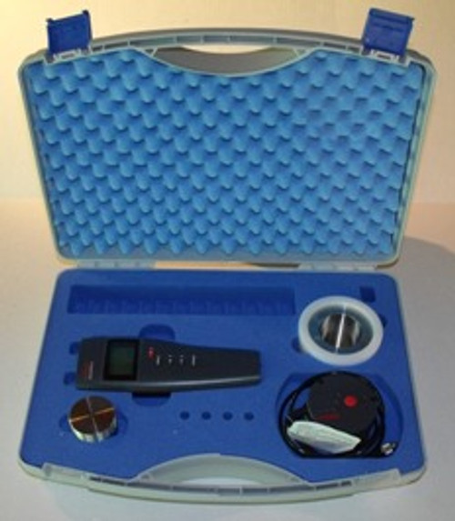 """Order code 648 HP23AWASET  Set contents Handheld water activity indicator with 648 HC2AW measurement probe 648 WP40S Sample holder Dual 14 mm / 40 mm with insert 648 PS40 40 mm Disposable sample container (100 pc.) 648 PS14 14 mm Disposable sample container (100 pc.)  Humidity standards 10 % RH 648 EA10SCS (5 VILES PER BOX) Humidity standards 35 % RH 648 EA35SCS (5 VILES PER BOX) Humidity standards 50 % RH 648 EA50SCS (5 VILES PER BOX) Humidity standards 80 % RH 648 EA80SCS (5 VILES PER BOX) Carry case 648 AC1124 Instrument Dimensions / Weight 188 mm x 72 mm x 30 mm / 200 g    (7.4"""" x 2.83"""" x  1.18 / .44 lb) Shipping Dimensions / Weight 16"""" x 16"""" x12"""" 4 lbs"""