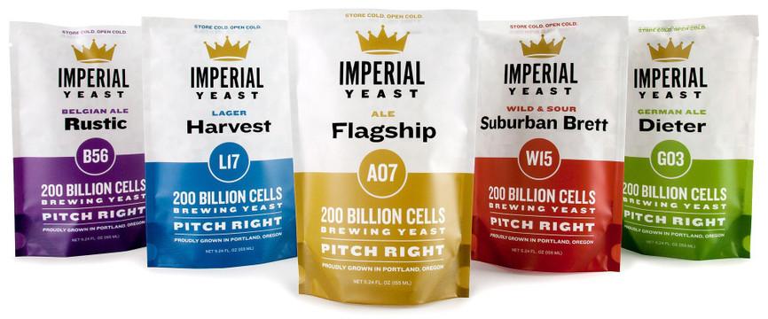 Liquid - Imperial Organic Yeast