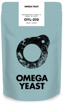 Liquid -Omega Yeast Lab