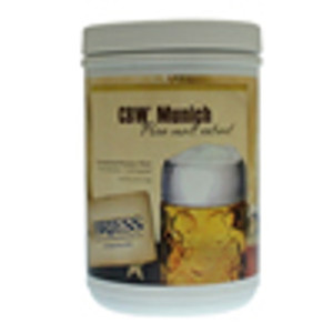 Can be used in the production of rich, malty beer styles such as Marzen or Bock beers or blended with other extracts to add increased color and malty character to any recipe. Lovibond: 8