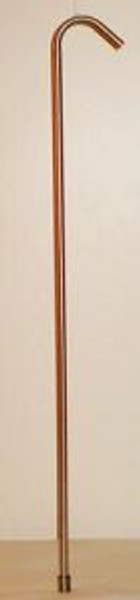"""30"""" SS Racking Cane With Tip"""