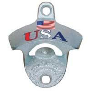 BOTTLE OPENER (USA W/FLAG)