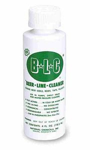 BEER LINE CLEAN, BLC (4 OZ)