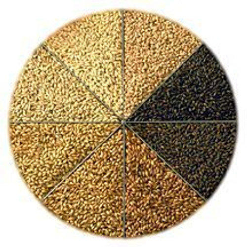 Provides a deep golden to brown color. Excellent for Nut Brown Ales. Typical Color L: 28 Flavor contributions: toasty, biscuity, baking bread, nutty