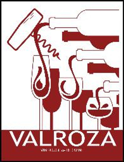 Valroza Labels