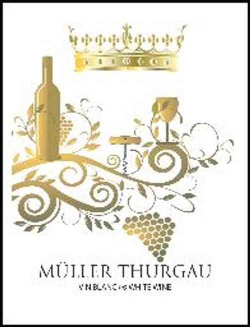 Muller-Thurgau Labels