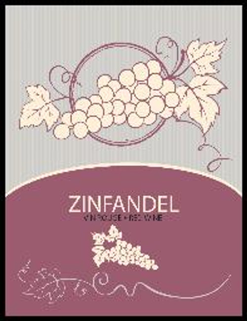 Zinfandel labels
