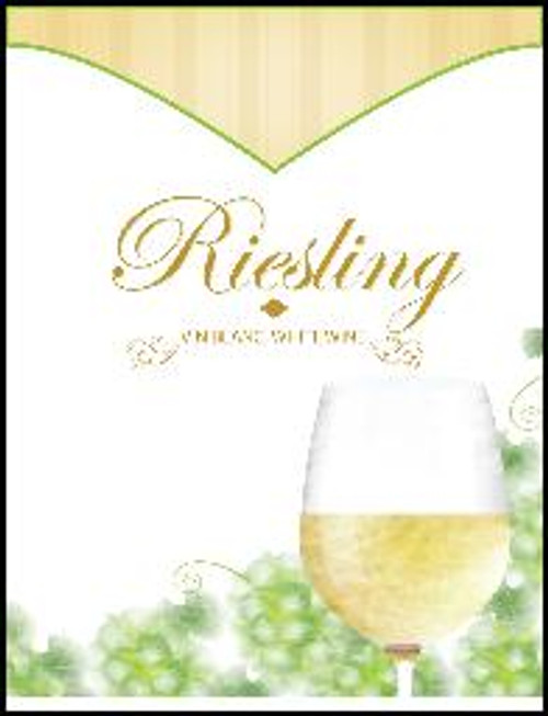 Riesling Label