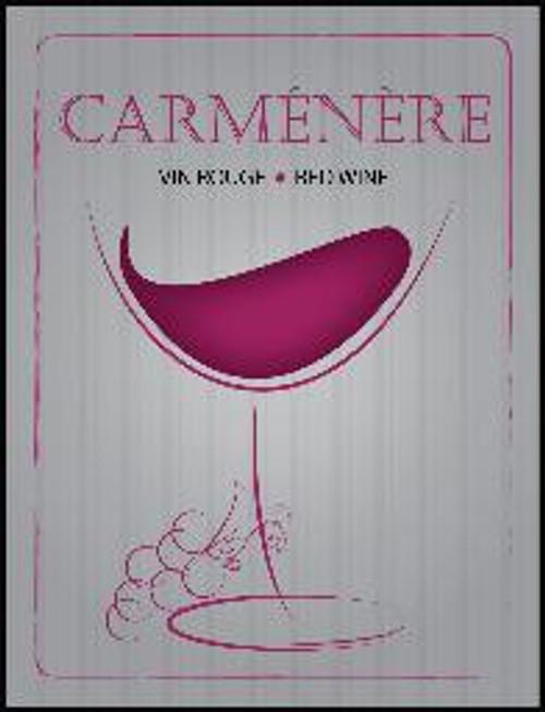 Chilean Carmenere Labels