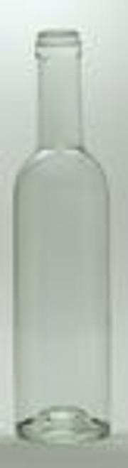 Clear 375 ml Bottles 24 case