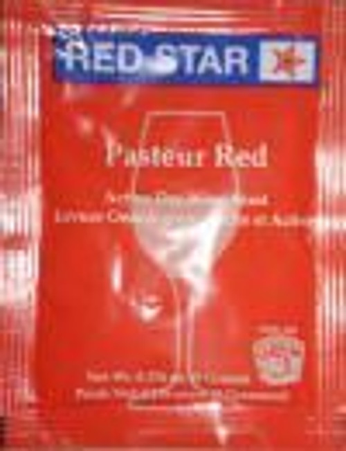 Red Star Pasteur Red (Rouge)Yeast