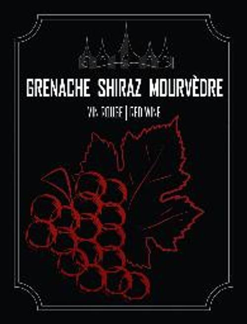 Grenache/Shiraz/Mourvedre  Labels