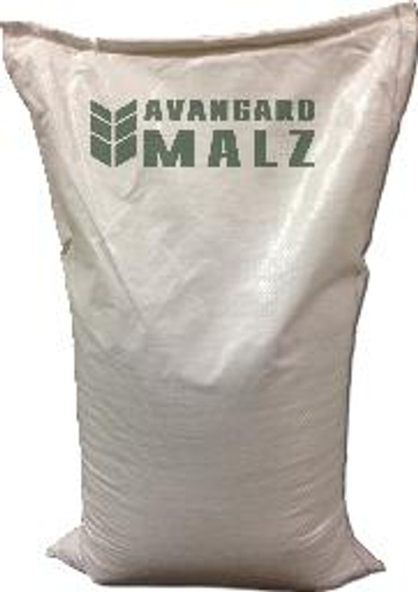 AVANGARD MALZ PREMIUM PALE ALE MALT 55 LB.  Pale Ale Malt is made of the finest two row spring barley grown in the most prominent regions such as Germany, France, Denmark, and England. The varieties in use are approved and well established in the country of origin.  Pale Ale Malt can be used up to 100% for brewing pale to slightly dark beers like Pale Ale, India Pale Ale, Imperial Pale Ale and as a basis for darker Ales and Stouts as well.