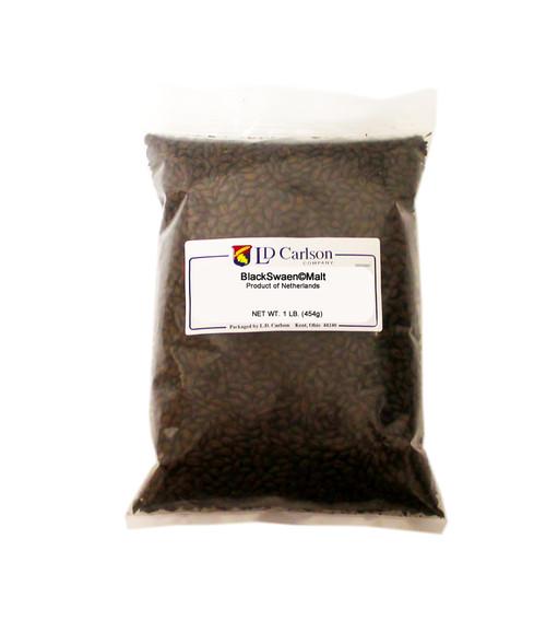 BlackSwaen©Chocolate Wheat, roasted wheat malt is for top fermented beers, used in amounts of 1% for Altbier or dark wheat beers. To enhance color and mild toast hints, meanwhile gives better head retention and body. For real specialties, in a special way.
