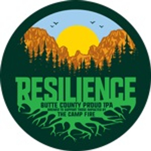 All Grain HPS - Pro-Line Sierra Nevada Resilience Butte County Proud IPA