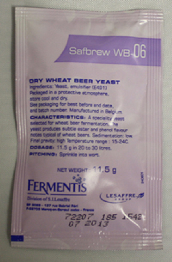 Safbrew WB-06 Wheat Beer Yeast