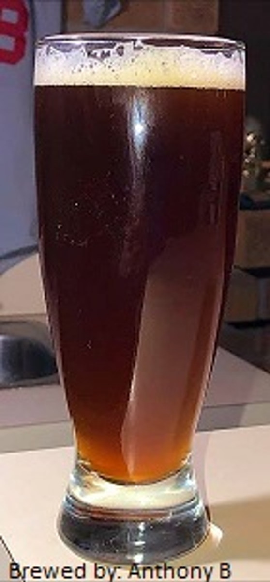 "A smooth, medium bodied Red Ale with a great toffee finish. Use White Labs WLP004 Irish Ale yeast for a true pub like beer with a smooth ""ale"" taste."