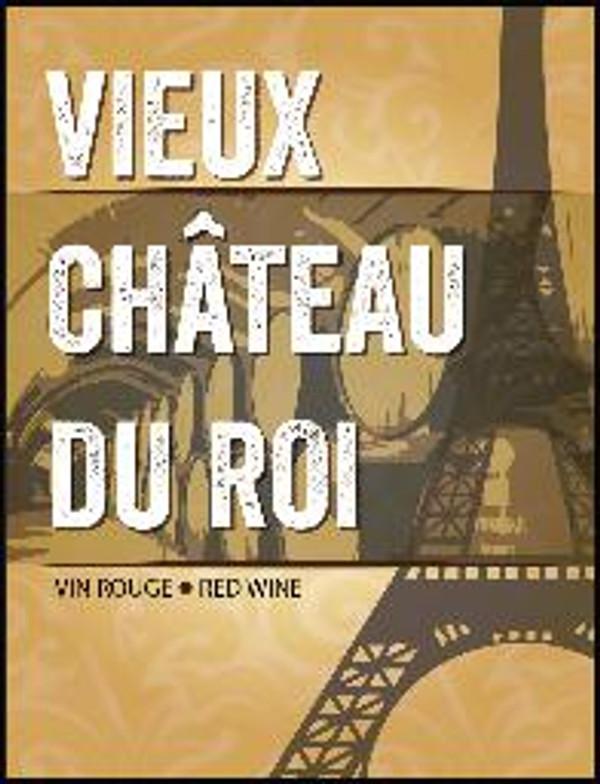 Vieux Chateau Du Roi Labels
