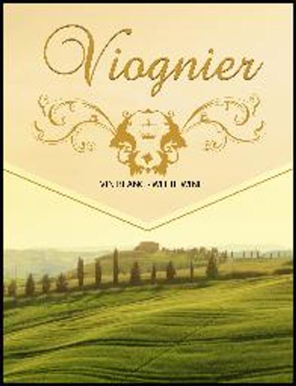 Viognier Labels