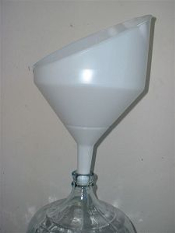 Anti-Splash Funnel w/Screen