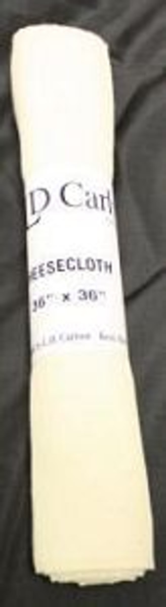 """36"""" X 36"""" Cheesecloth"""