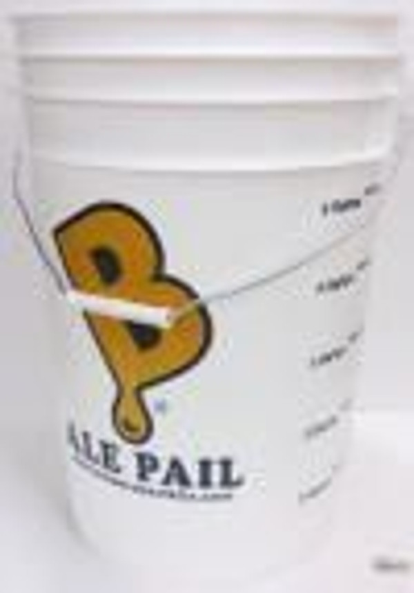 "Ale Pail"" 6.5 Gallon Fermenter"