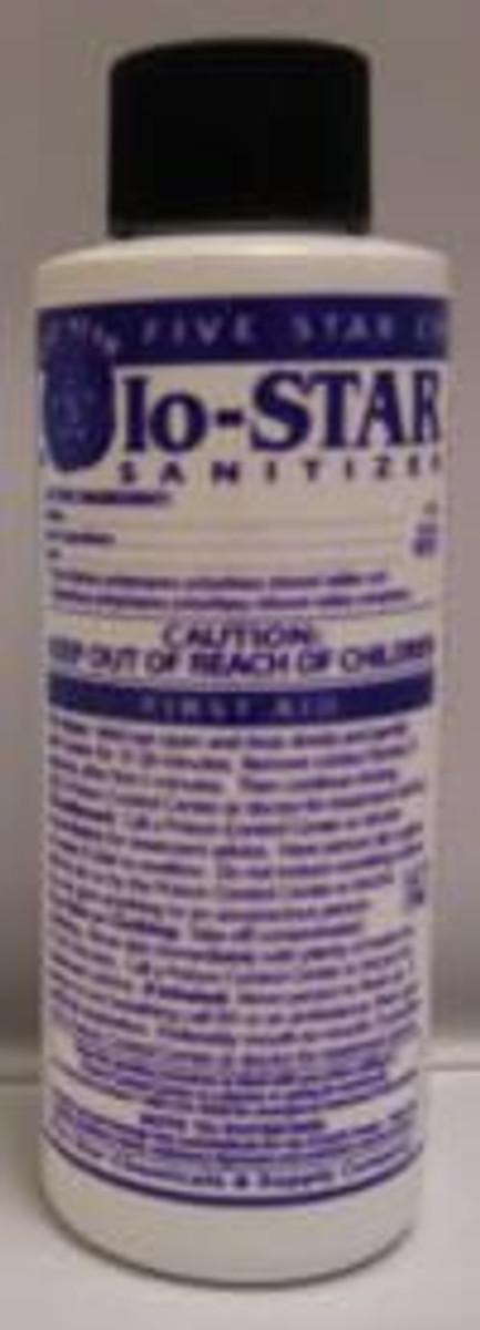 IO-Star Sanitizer 32 Oz.