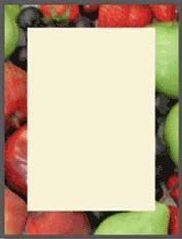 Labels, Fruit