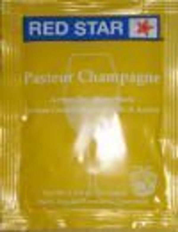 Premier Blanc (formerly Pasteur Blanc) (formerly Pasteur  Champagne) Red Star Active Freeze-Dried Wine Yeast