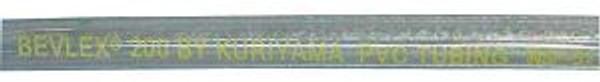 BEVLEX PVC, 5/16 X 9/16 (CLR)