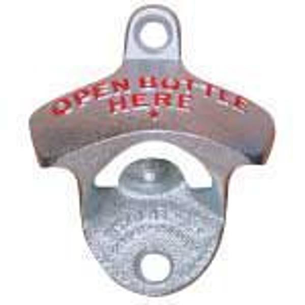 BOTTLE OPENER (OPEN BOTTLE HERE