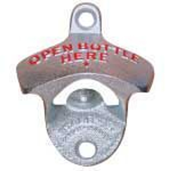 BOTTLE OPENER (OPEN BOTTLE HERE