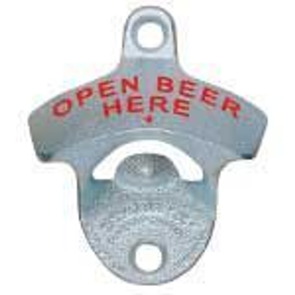 BOTTLE OPENER (OPEN BEER HERE)