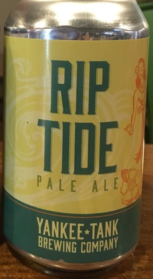 HPS Pro-Line Rip Tide Pale Ale by Yankee Tank