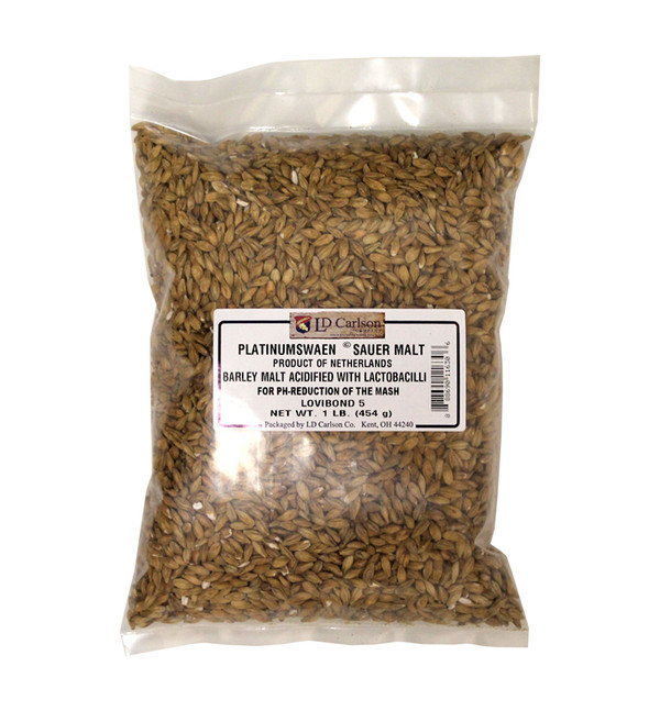 PlatinumSwaen©Sauer is a barley malt acidified with lactobacilli for the pH reduction of the mash. Creates an improvement in the action of hydrolytic enzymes and also offers advantages in brewing water with low residual alkalinity.