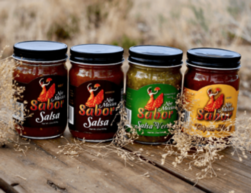 New Mexico Sabor Salsa HOT