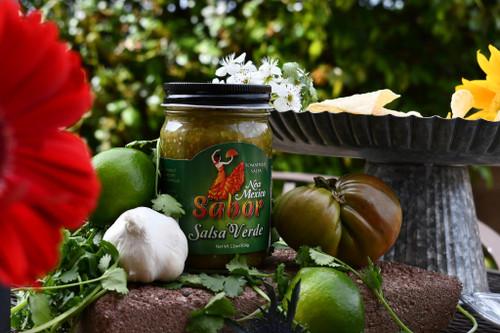 New Mexico Sabor Salsa SALSA VERDE