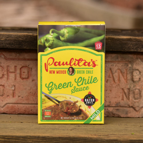 Green Chile Sauce w/Hatch Green Chile (MILD)