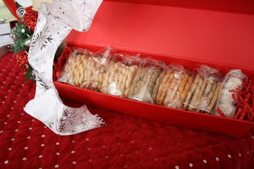 Holiday Christmas Sampler