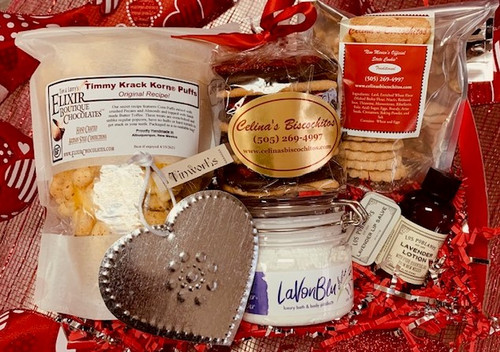 Ladie's Valentine's Day Gift Basket