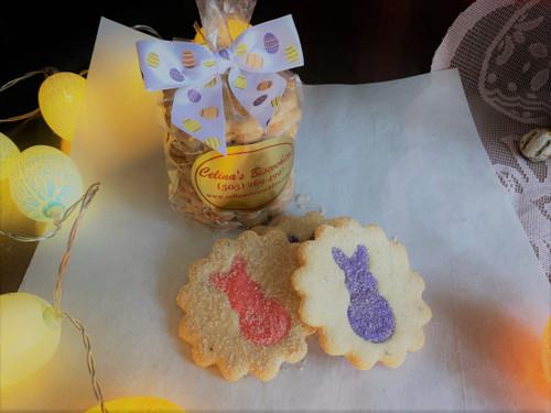 1 Dozen Traditional Peep Bunny Biscochitos