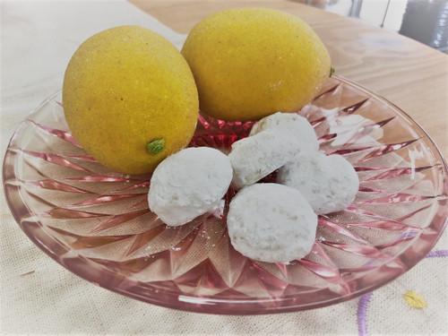 1 Dozen Lemon Wedding Cookies